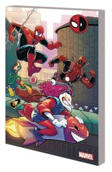 Marvel - Spider-Man Deadpool Vol 4 Serious Business TPB