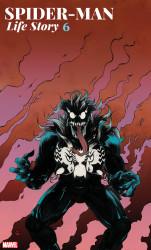 Marvel - Spider-Man Life Story # 6 1:25 Pope Variant