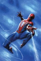 Marvel - Spider-Man Velocity # 1 Dell'Otto Variant