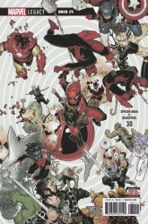 Marvel - Spider-Man/Deadpool # 30