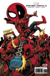 Marvel - Spider-Man/Deadpool # 33