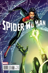 Marvel - Spider Woman #6 Campbell Connecting Variant