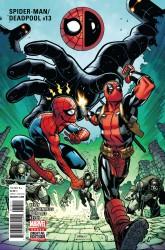 Marvel - Spider-Man/Deadpool # 13