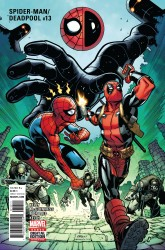 Marvel - Spider-Man Deadpool # 13