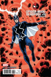 Marvel - Spider-Man Deadpool # 16 Allred Ressurrxion Variant