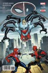 Marvel - Spider-Man/Deadpool #17