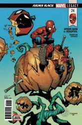 Marvel - Spider-Man/Deadpool #24