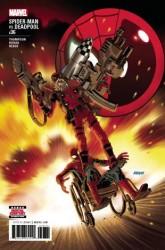 Marvel - Spider-Man Deadpool # 36