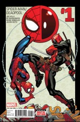 Marvel - Spider-Man/Deadpool #1