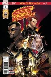 Marvel - Spirits Of Vengeance # 1