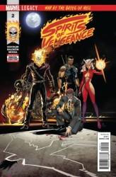 Marvel - Spirits Of Vengeance # 2