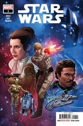 Marvel - Star Wars (2019) # 1