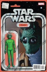 Marvel - Star Wars #12 Action Figure Variant