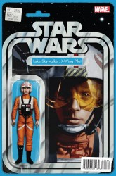 Marvel - Star Wars #11 Action Figure Variant