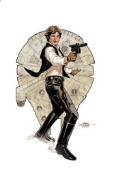 Marvel - Star Wars Age Of Rebellion Han Solo # 1