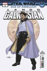Marvel - Star Wars Age Of Rebellion Lando Calrissian # 1