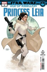 Marvel - Star Wars Age of Rebellion Princess Leia # 1