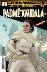 Marvel - Star Wars Age of Republic Padme Amidala # 1