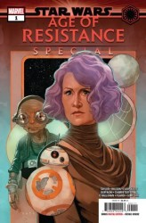 Marvel - Star Wars Age Of Resistance Special # 1