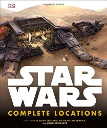 DK - Star Wars Complete Locations HC