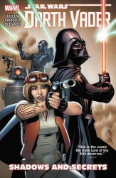Marvel - Star Wars Darth Vader Vol 2 Shadows and Secrets TPB