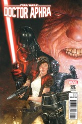 Marvel - Star Wars Doctor Aphra # 2 Dorman Variant