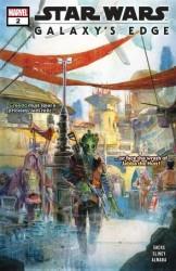 Marvel - Star Wars Galaxy's Edge # 2