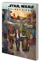 Marvel - Star Wars Galaxy's Edge TPB