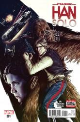 Marvel - Star Wars Han Solo #1
