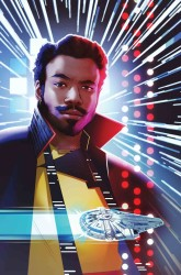 Marvel - Star Wars Lando Double Or Nothing # 1