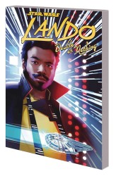 Marvel - Star Wars Lando Double Or Nothing TPB