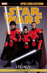 Marvel - Star Wars Legends Epic Collection Legacy Vol 1 TPB