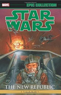Star Wars Legends Epic Collection New Republic Vol 2 TPB