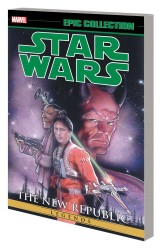 Marvel - Star Wars Legends Epic Collection New Republic Vol 3 TP