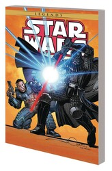 Marvel - Star Wars Legends Forever Crimson TPB