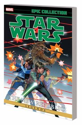 Marvel - Star Wars Legends Epic Collection New Republic Vol 1 TPB