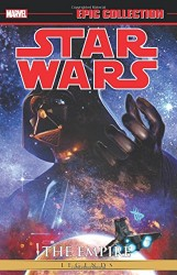 Marvel - Star Wars Legends Epic Collection The Empire Vol 3 TPB