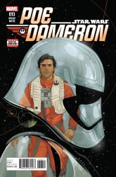 Marvel - Star Wars Poe Dameron # 13