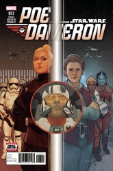 Marvel - Star Wars Poe Dameron # 17