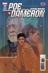 Marvel - Star Wars Poe Dameron # 20