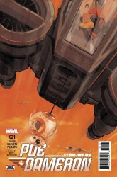 Marvel - Star Wars Poe Dameron # 21