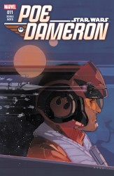 Marvel - Star Wars Poe Dameron # 11
