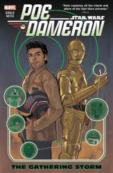 Marvel - Star Wars Poe Dameron Vol 2 the Gathering Storm TPB