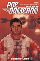 Marvel - Star Wars Poe Dameron Vol 3 Legends Lost TPB