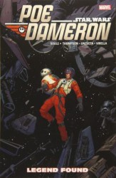 Marvel - Star Wars Poe Dameron Vol 4 Legend Found TPB