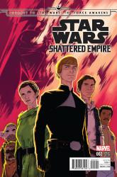 Marvel - Star Wars Shattered Empire #2 Anka Variant