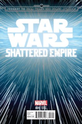 Star Wars Shattered Empire #1 Hyperspace Variant
