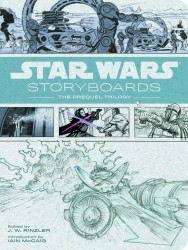Marvel - Star Wars Storyboards Prequel Trilogy HC
