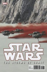 Marvel - Star Wars The Storms Of Crait # 1 Movie Variant