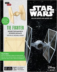 Disney - Star Wars Tie Fighter - Inside The Empire's Winged Menace